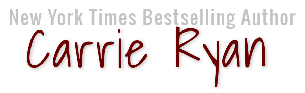 Carrie Ryan – NYT Bestselling Author