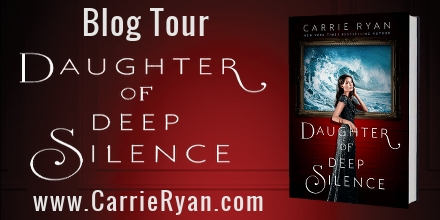 Daughter of Deep Silence blog tour