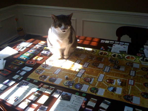 Sam, the real Arkham Horror