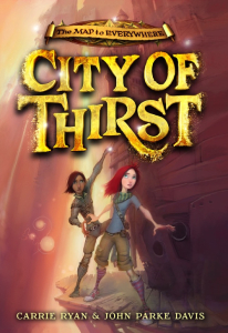 City of Thirst hits shelves October 13, 2015