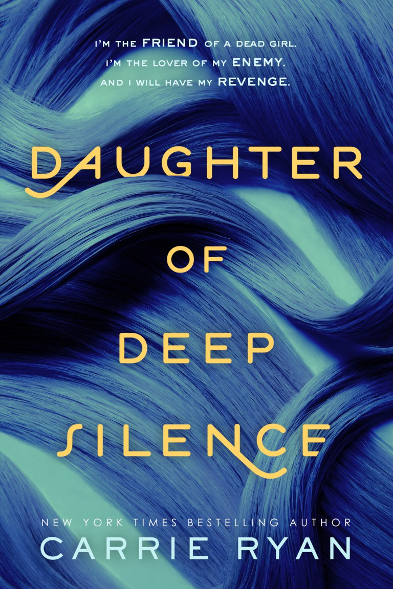 DAUGHTER OF DEEP SILENCE paperback cover