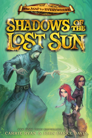 Shadows of the Lost Sun cover