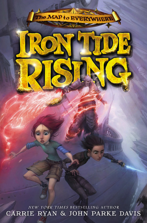 Iron Tide Rising cover